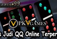 Situs Judi QQ Online PKV Games Terpercaya